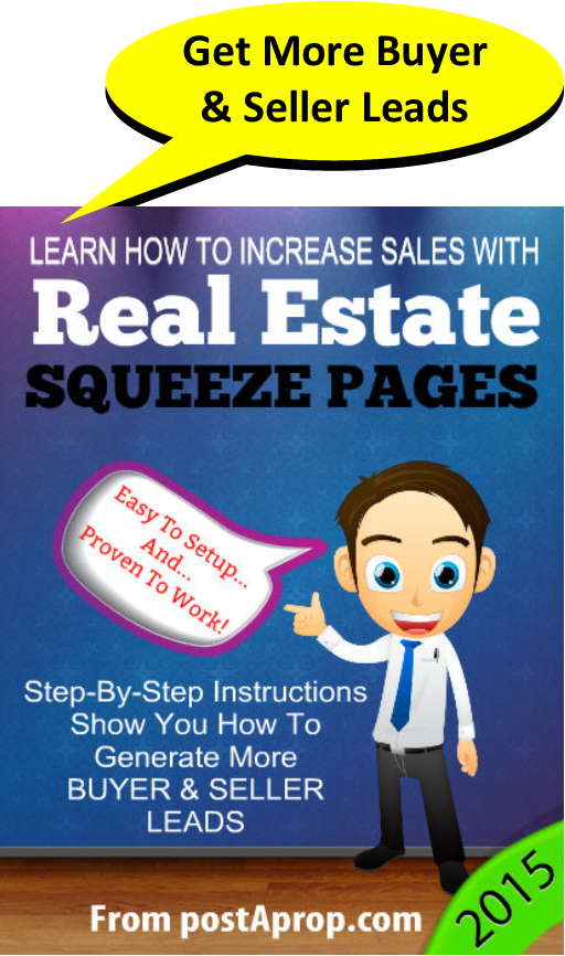 Real Estate Squeeze Pages